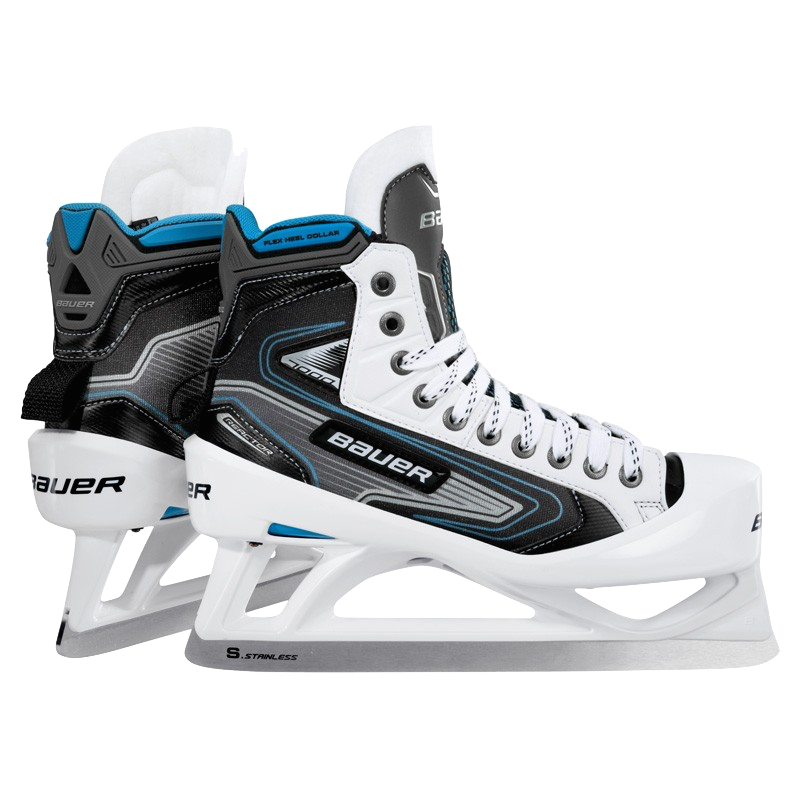 Bauer Supreme 170 Goalie Ice Hockey Skate Junior 8288 P Png