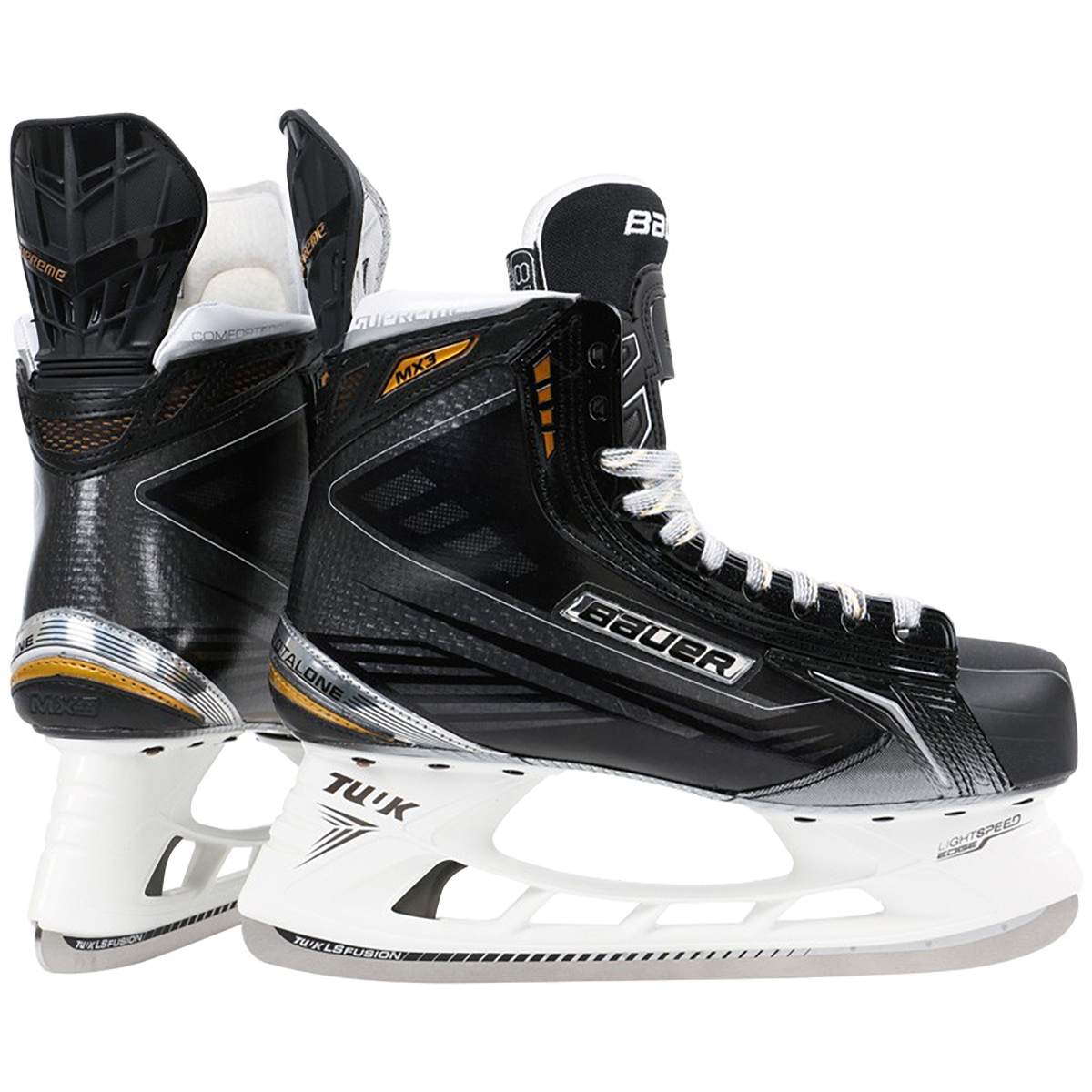 Bauer Supreme Totalone Mx3 Ice Skates Senior 2784 P Png
