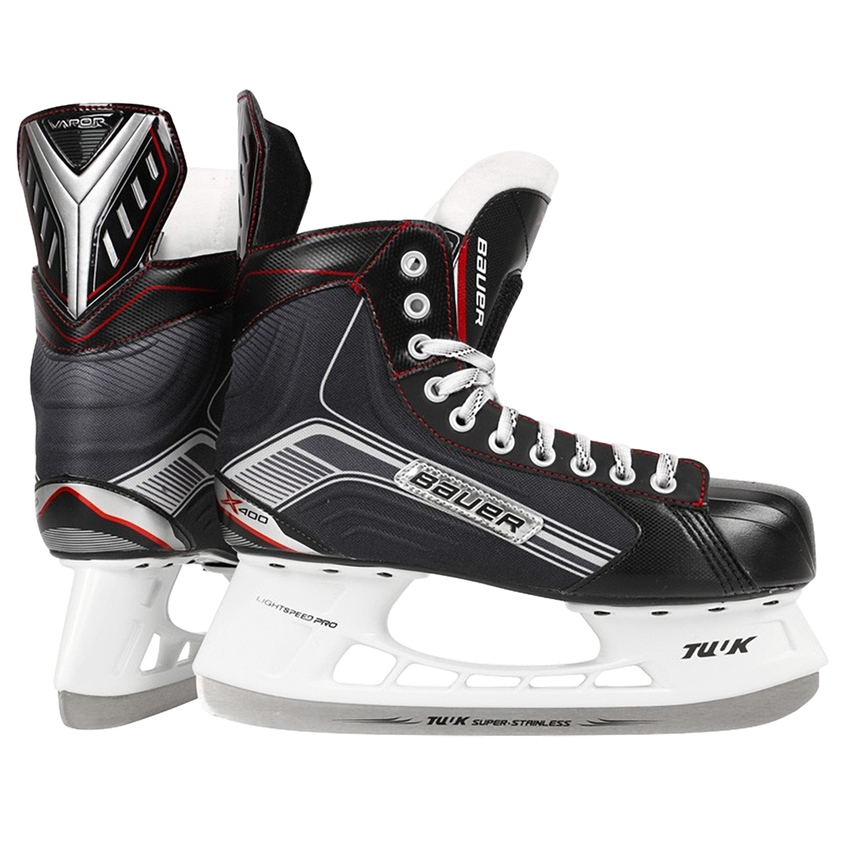 Leaked Image Of The Top Secret Limited Release Bauer Vapor Advanced Series Stick, Weighing In